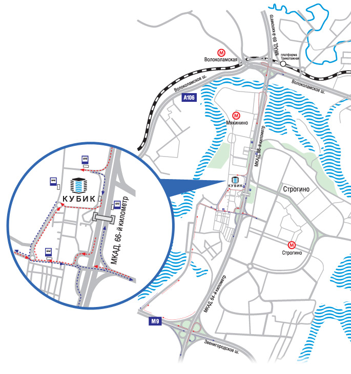 Мкад 65 66 км дворец правосудия схема проезда